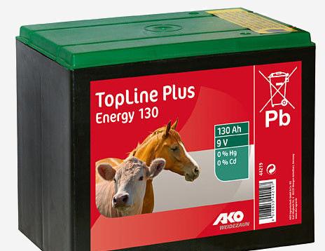 Батарея 130 а ч для электроизгороди