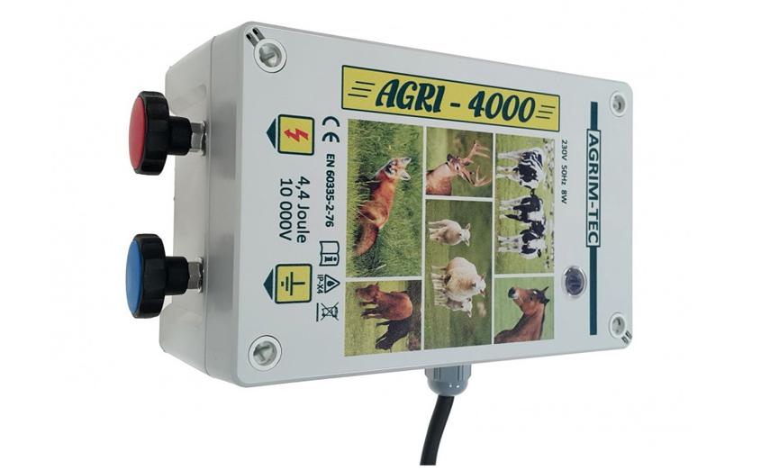 Электропастух AGRI-4000