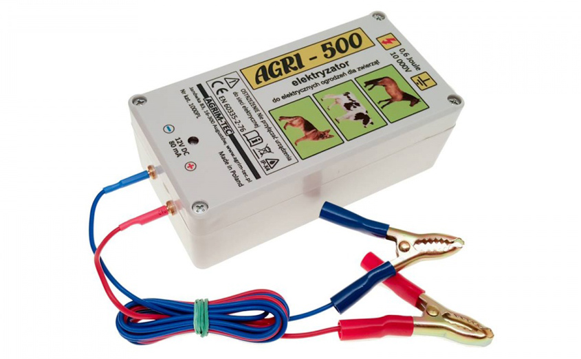 Электропастух AGRI 500