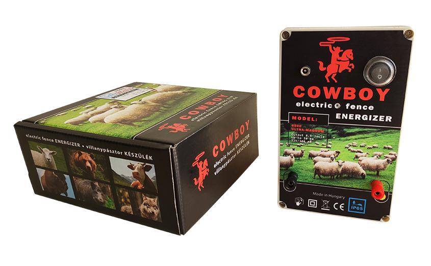 Электропастух Cowboy 8500 Ultra-Magnum
