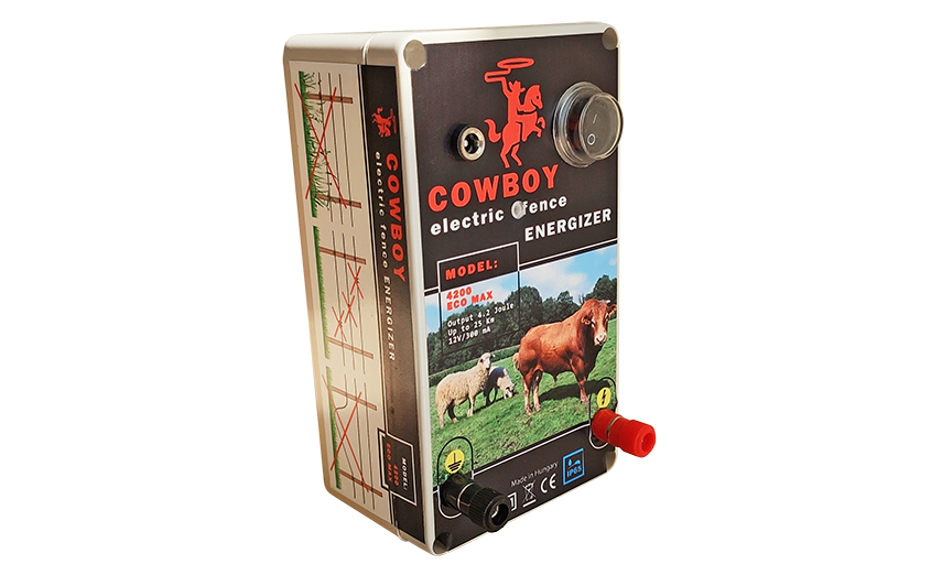 Cowboy 4200 ECO MAX Электропастух